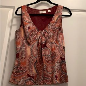 Loft blouse- perfect for fall  🍁